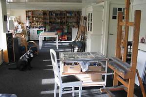 Cordèl's Kunstkliniek atelier