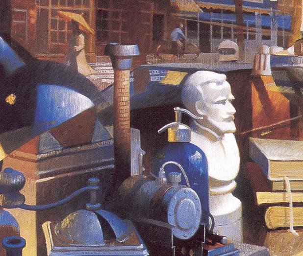 Epko Cordel - Etalages Curiosa 1 1998
