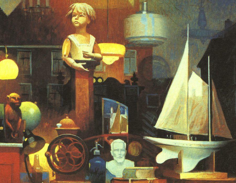 Epko Cordel - Etalages Curiosa 2 1998